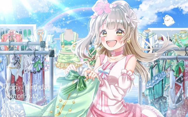Tags: Anime, Pixiv Id 21545140, Love Live!, Minami Kotori, 1680x1050 Wallpaper, Fanart, Pixiv, Fanart From Pixiv, Wallpaper