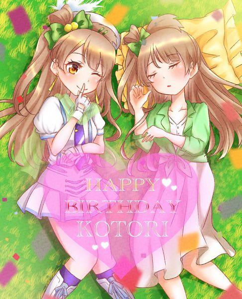 Tags: Anime, Pixiv Id 5464153, Love Live!, Minami Kotori, Pixiv, Fanart, Fanart From Pixiv