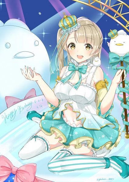 Tags: Anime, Pixiv Id 37035942, Love Live!, Minami Kotori, Pixiv, Fanart, Fanart From Pixiv, Kotori Minami