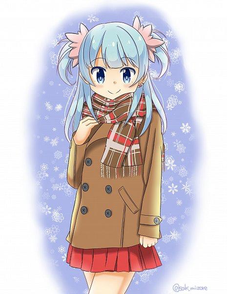 Tags: Anime, Pixiv Id 24593589, Magia Record: Mahou Shoujo Madoka☆Magica Gaiden, Minami Rena, Fanart, Fanart From Pixiv, Pixiv