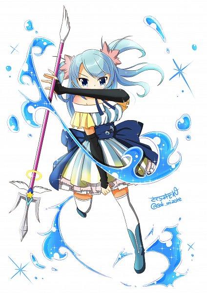 Tags: Anime, Pixiv Id 24593589, Magia Record: Mahou Shoujo Madoka☆Magica Gaiden, Minami Rena, Fanart From Pixiv, Pixiv, Fanart