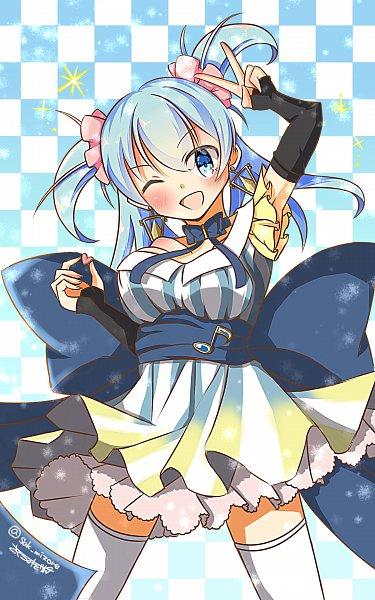 Tags: Anime, Pixiv Id 24593589, Magia Record: Mahou Shoujo Madoka☆Magica Gaiden, Minami Rena, Pixiv, Fanart, Mobile Wallpaper, Fanart From Pixiv