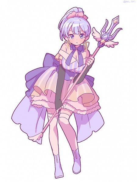 Tags: Anime, Pixiv Id 32707421, Magia Record: Mahou Shoujo Madoka☆Magica Gaiden, Minami Rena, Fanart From Pixiv, Pixiv, Fanart