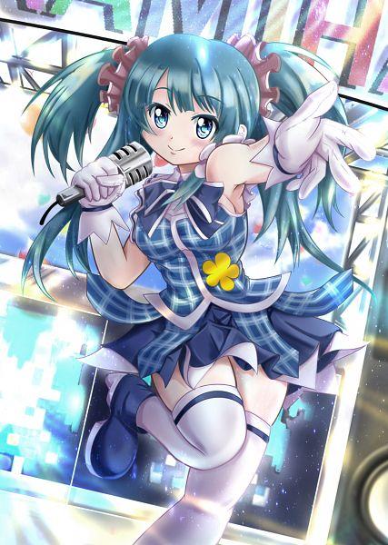 Tags: Anime, Pixiv Id 32005619, Magia Record: Mahou Shoujo Madoka☆Magica Gaiden, Minami Rena, Fanart From Pixiv, Pixiv, Fanart