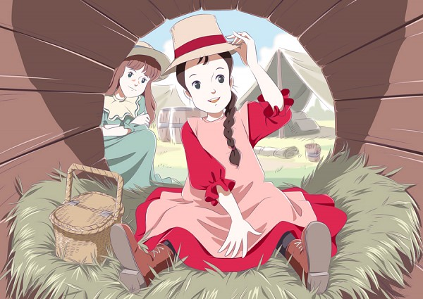 Minami no Niji no Lucy - World Masterpiece Theater