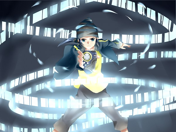 Minamoto Kouji - Digimon Frontier