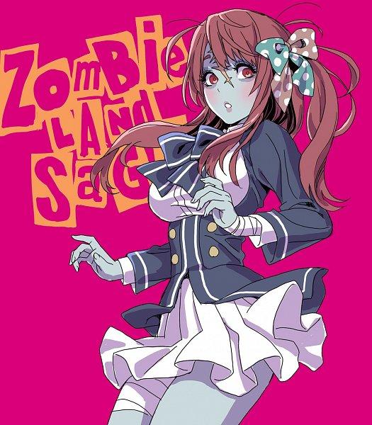 Tags: Anime, Yamashita Shunya, Zombieland Saga, Minamoto Sakura, Twitter, Fanart