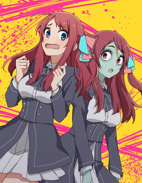 Tags: Anime, Pixiv Id 12620935, Zombieland Saga, Minamoto Sakura, Upset, Fanart From Pixiv, Pixiv, Fanart