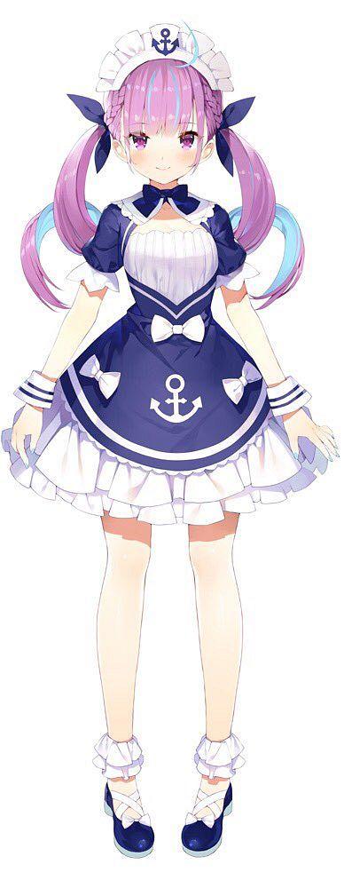 Minato Aqua - Aqua Ch.