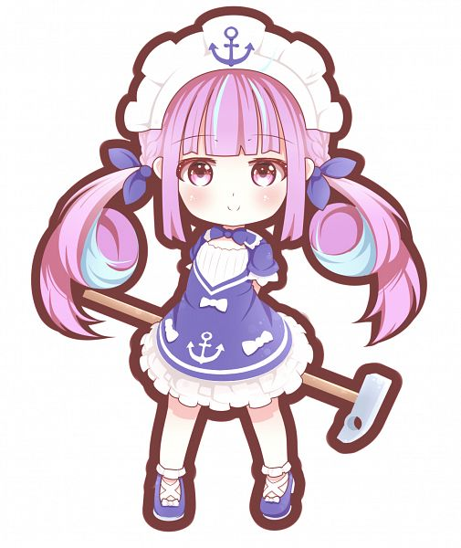 Tags: Anime, Pixiv Id 11389785, Aqua Ch., Minato Aqua