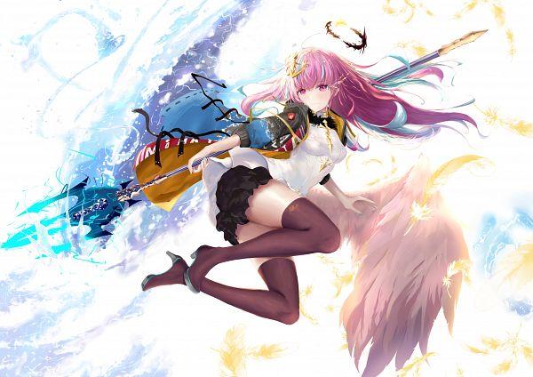 Tags: Anime, Pixiv Id 6655375, Hololive, Aqua Ch., Minato Aqua