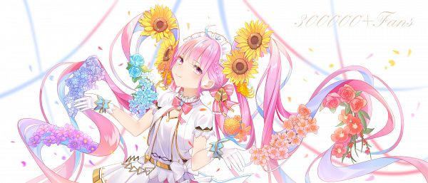 Tags: Anime, Pixiv Id 1028826, Aqua Ch., Hololive, Minato Aqua, hololive 1st Fes. Nonstop Story