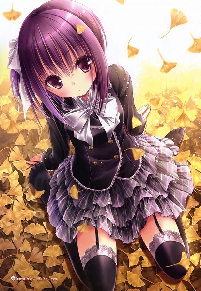 Tags: Anime, Tinkle, Tinkerbell, Ro-kyu-bu!, Minato Tomoka, Official Art, Mobile Wallpaper, Scan