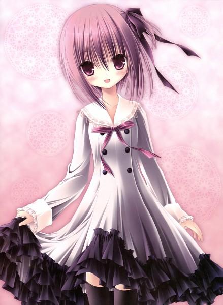 Tags: Anime, Tinkerbell, Ro-kyu-bu!, Dengeki Moeoh 2011-04, Minato Tomoka, Official Art, Dengeki Moeoh, Scan