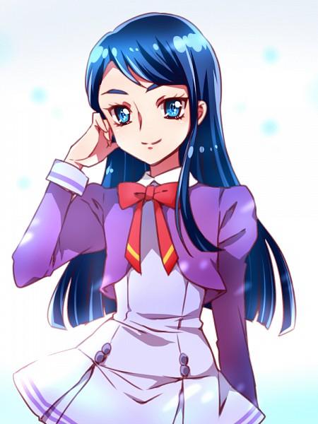 Tags: Anime, Kagamichihiro, Yes! Precure 5, Minazuki Karen, Pixiv, Mobile Wallpaper, Fanart From Pixiv, Fanart