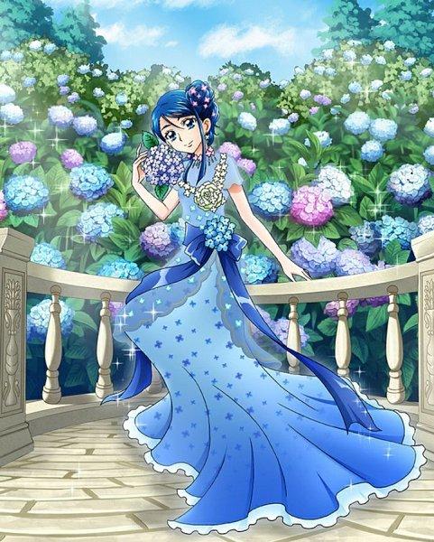Tags: Anime, Yes! Precure 5, Precure Tsunagaru Puzzlun, Minazuki Karen