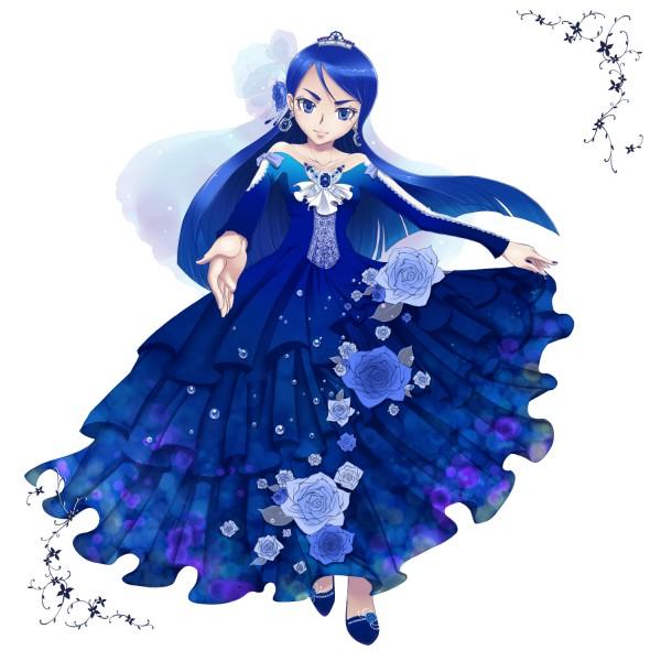 Tags: Anime, Aoren, Yes! Precure 5, Minazuki Karen, Pixiv, Fanart From Pixiv, Fanart