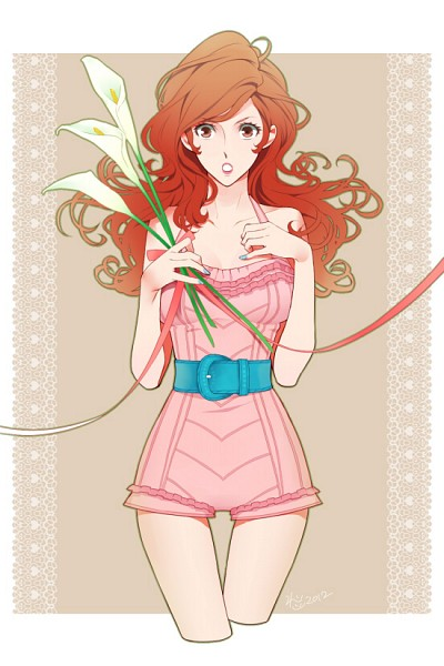Mine Fujiko - Lupin III