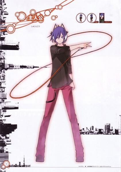 Minegishi Kazuya - Shin Megami Tensei: Devil Survivor