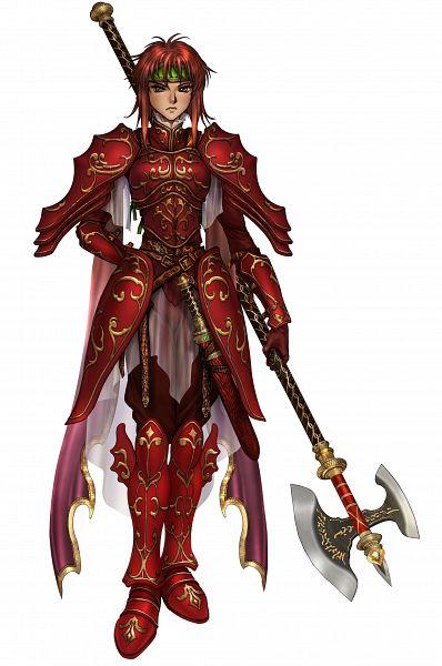 Minerva (Fire Emblem) - Fire Emblem: Monshou no Nazo