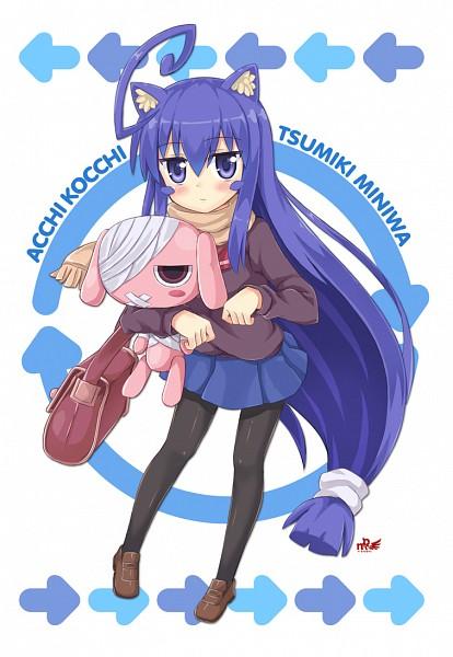 Tags: Anime, npcpepper, Acchi Kocchi, Miniwa Tsumiki