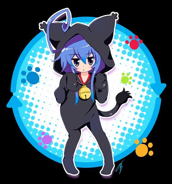 Tags: Anime, Onimast, Acchi Kocchi, Miniwa Tsumiki, Kigurumi