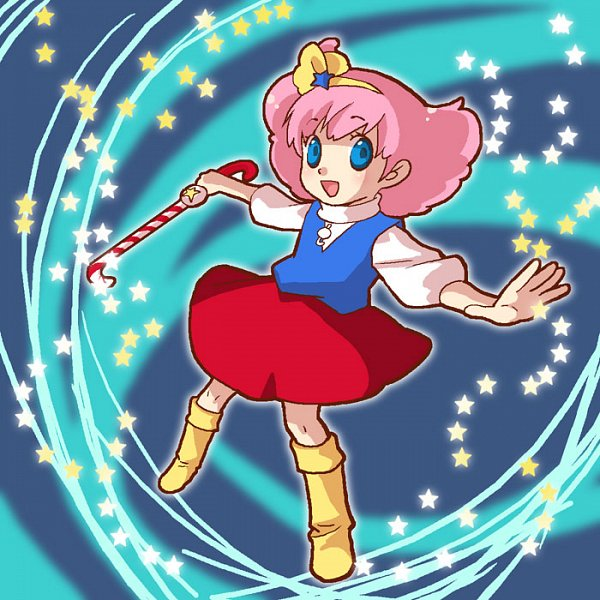 Tags: Anime, Kasaki Takao (Artist), Mahou no Princess Minky Momo, Minky Momo, Pixiv, Fanart, Fanart From Pixiv