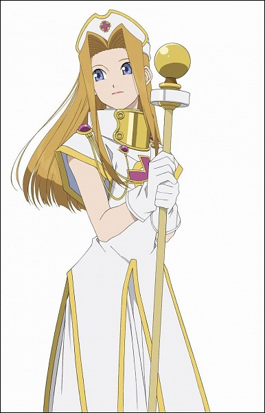 Tags: Anime, Fujishima Kousuke, Tales of Phantasia, Mint Adenade, Official Art