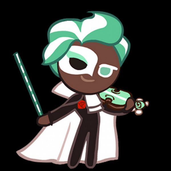 Mint Choco Cookie (Mysterious Virtuoso) - Mint Choco Cookie
