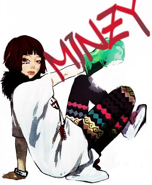 Minzy (2NE1) - 2NE1