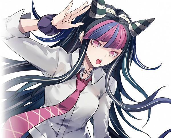 Tags: Anime, Danganronpa 3: The End of Kibougamine Gakuen - Zetsubou-hen, Houkai Gakuen, Mioda Ibuki, Artist Request, Official Art