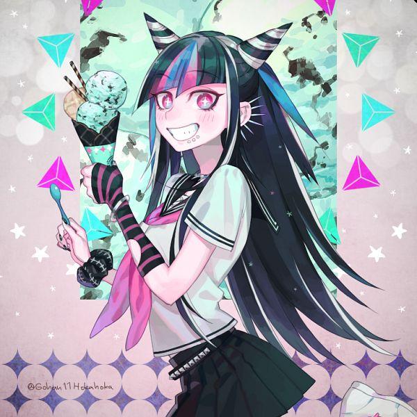 Tags: Anime, Sara (kurome1127), Super Danganronpa 2, Mioda Ibuki, Fanart From Pixiv, Pixiv, Fanart
