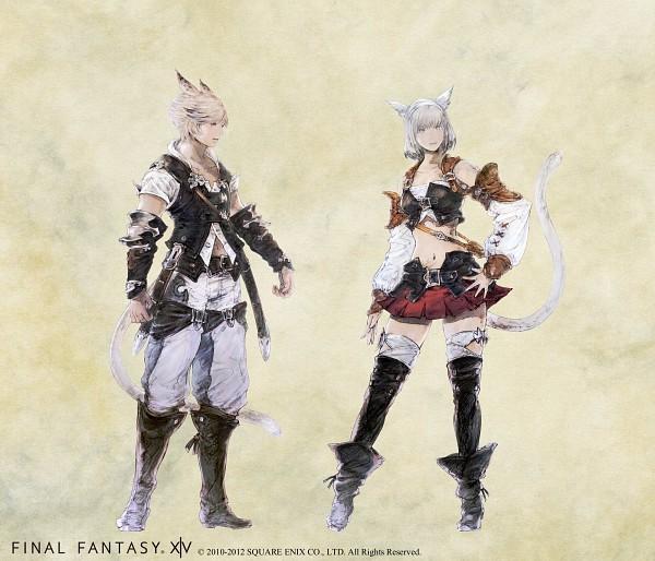 Miqo'te - Final Fantasy XIV
