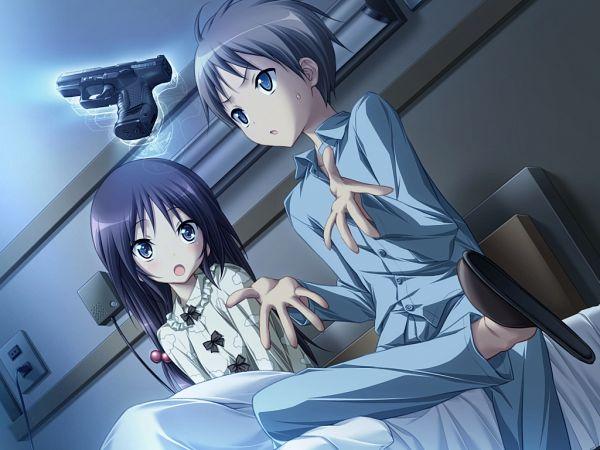 Tags: Anime, Koku, Purple Software, Mirai Nostalgia, Kasuga Iori, CG Art
