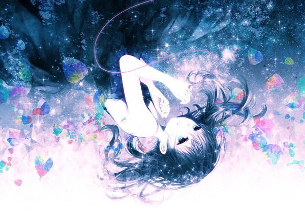 Tags: Anime, Mirusa, Beautiful Eyes, Original, Pixiv