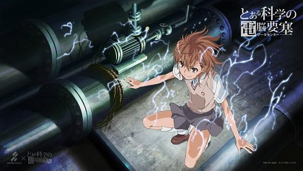 Tags: Anime, To Aru Majutsu no Index, To Aru Kagaku no Railgun, Misaka Mikoto, HD Wallpaper, Facebook Cover, Official Art, Wallpaper