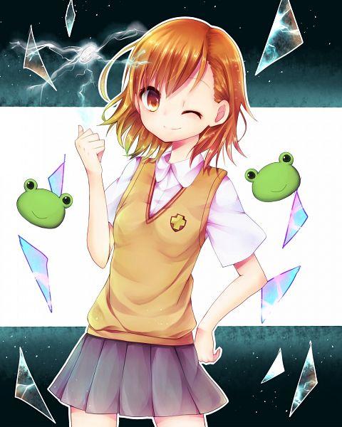 Tags: Anime, Mizuno Eru, To Aru Majutsu no Index, Misaka Mikoto, Coin, Money, Gekota