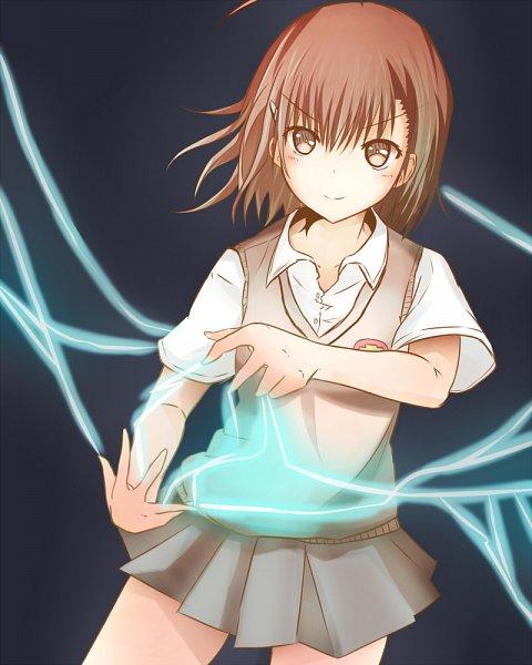Tags: Anime, Pixiv Id 2583161, To Aru Majutsu no Index, Misaka Mikoto