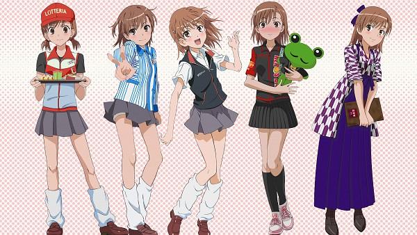 Tags: Anime, J.C.STAFF, To Aru Kagaku no Railgun, To Aru Majutsu no Index, Misaka Mikoto, Gekota, HD Wallpaper, Facebook Cover, Wallpaper, Official Art