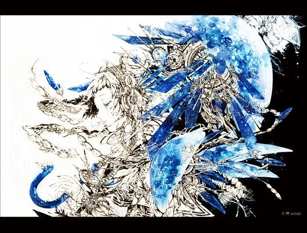 Tags: Anime, Misaki (Chess08), Pixiv, Original