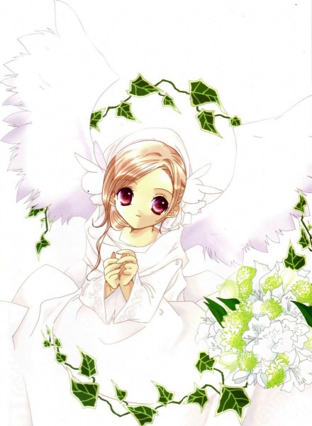 Tags: Anime, Koge-Donbo*, Pita Ten, Misha, Official Art