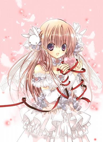 Tags: Anime, Koge-Donbo*, Pita Ten, Misha, Official Art, Pixiv, Mobile Wallpaper