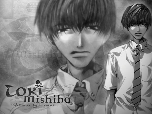 Tags: Anime, Bus Gamer, Mishiba Toki, Wallpaper