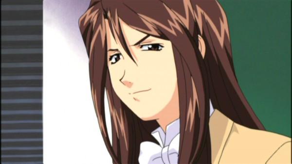 Tags: Anime, Fujishima Kousuke, Aah! Megami-sama, Mishima Sayoko, Screenshot, Wallpaper