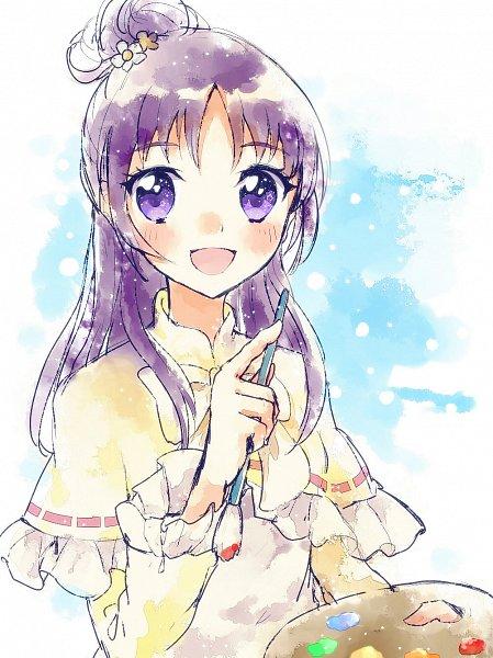 Tags: Anime, Pixiv Id 15435592, Futari wa Precure Splash Star, Mishou Mai, Palette (Object), Fanart, Fanart From Pixiv, Pixiv, Twitter