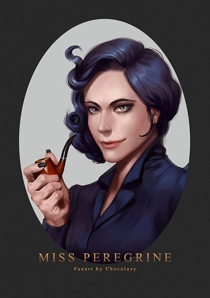 Miss Peregrine Deutsch