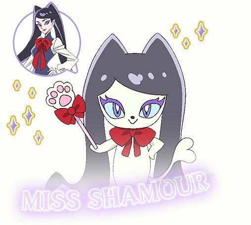 Miss Shamour - Go! Princess Precure