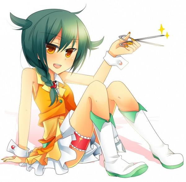 Tags: Anime, Pixiv Id 457137, GUMI (Cosplay), Pixiv