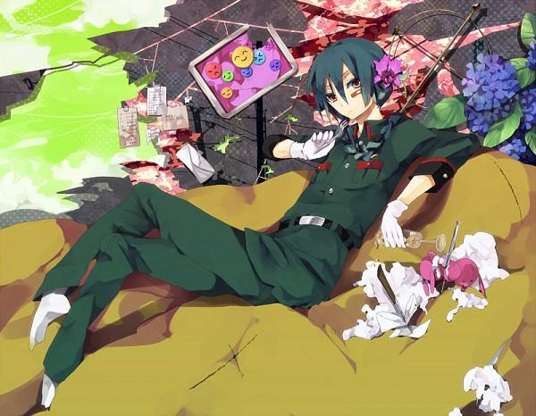 Tags: Anime, Pixiv Id 207536, Inazuma Eleven, Mistorene Callus, Pixiv, Team Ogre