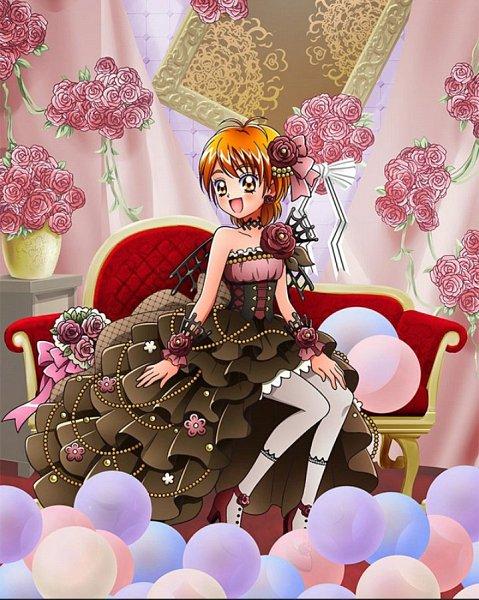 Tags: Anime, Futari wa Precure, Precure Tsunagaru Puzzlun, Misumi Nagisa, Natalie Blackstone